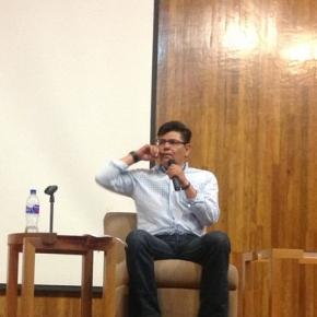 Almazán señala la violencia en periodismo mexicano