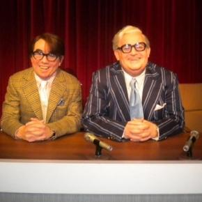 David Nobbs worked on 'The Two Ronnies'