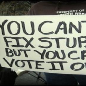 Edukacja obywatelska jest lekarstwem na głupotę