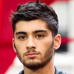 Zayn Malik before quitting One Direction