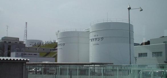 Das Atomkraftwerk Fukushima vor dem Unglück