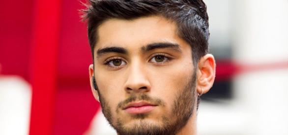 Zayn Malik before quitting One Direction