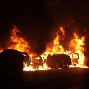 Explozie devastatoare în portul Tianjin din China