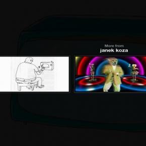 Jan Koza to artysta wszechstronny