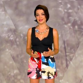 Jenny Posch (27) moderiert bei VIVA die Top100