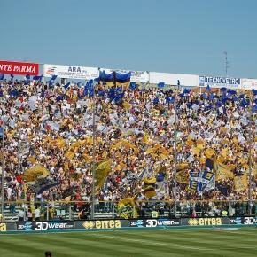 O Parma esteve à venda por apenas um euro.