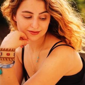 Nádia criou o blog em Outubro de 2009