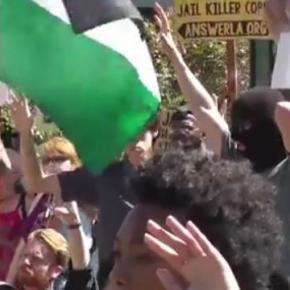 Jedna z beskutecznych domonstracji sprzeciwu