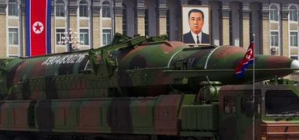 Coreea de Nord amenință cu război SUA