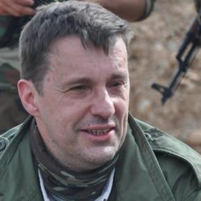 Witold Gadowski w irackim Kurdystanie - z arch. WG