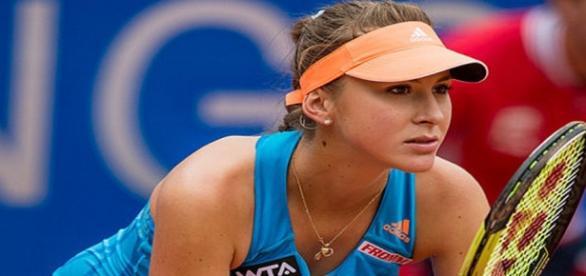 Belinda fue la ganadora del torneo de la WTA