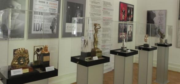"Fragment wystawy ""IdaTheFilm"". Fot. K.Krzak"