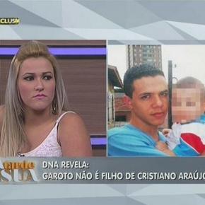 Cristiano Araújo não é pai de filho da estudante Sara Nellye