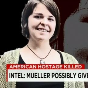 Keyla Mueller, otage de l'EI en Syrie
