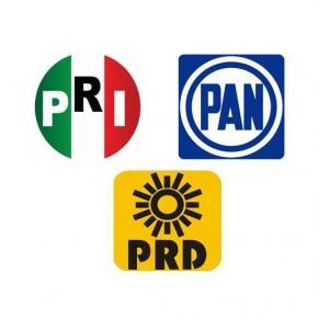 Los mas importantes Partidos Políticos en México