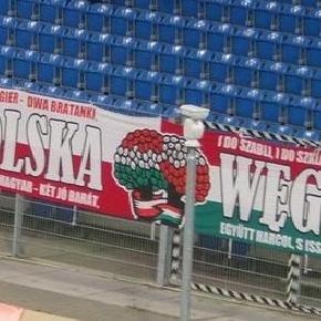 Transparent Kibiców Lecha Poznań