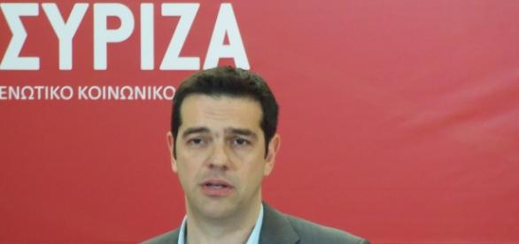 Premierul Greciei - Alexis Tsipras