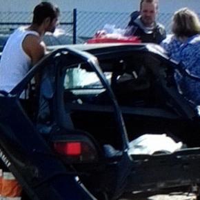 Acidente ocorreu em Dois Portos, Torres Vedras