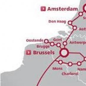 Amsterdam-Paryż - train-naar-parijs.nl