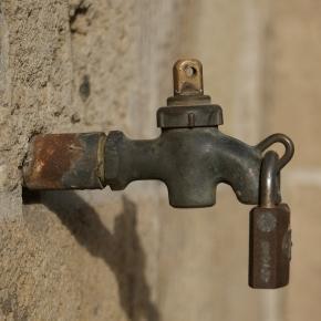 Crise pode causar racionamento de água