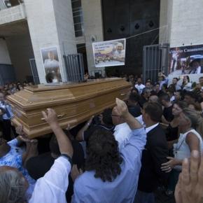 Don Vittorio Casamonica a fost înmormântat la Roma