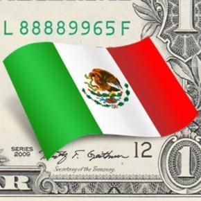 El dolar golpea a nuestro debil peso mexicano