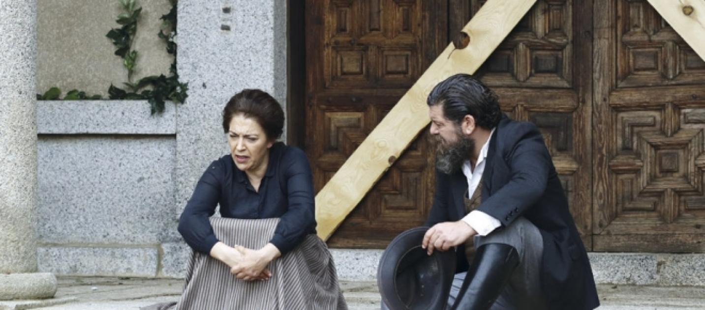Spoiler il segreto puntata spagnola 1137 francisca in for Il segreto news spagna