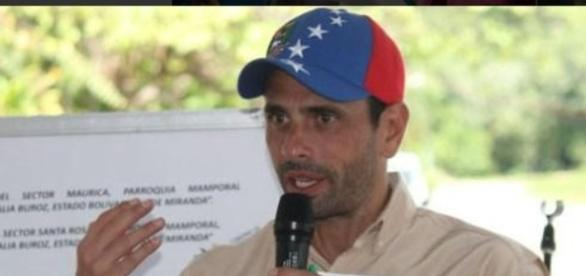Capriles lost against Maduro 2013 elections