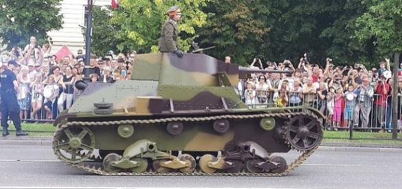 Czołg lekki 7TP, jedna z rozwianych nadziei w 1939