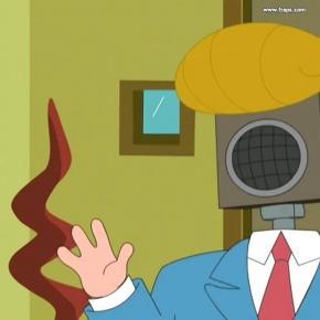Productor Trump en el show de televisión
