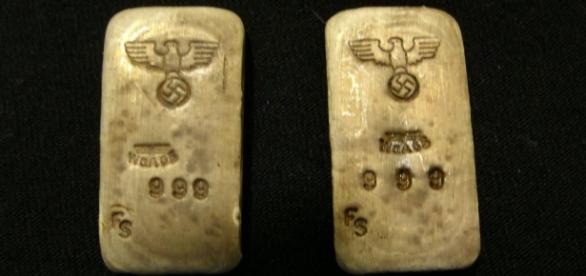Cele 300 de tone de aur nazist au fost găsite!