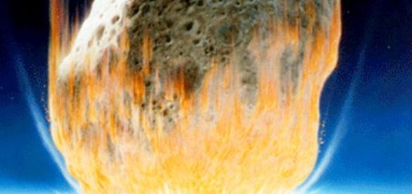 Koniec świata we wrześniu z powodu asteroidy?