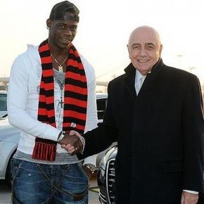Balotelli está de volta ao Milan com novas regras
