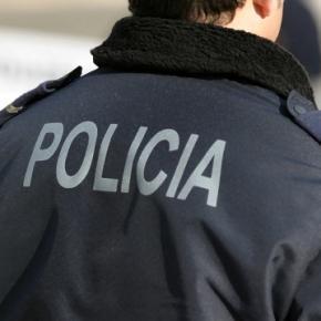 Polícia está a investigar o roubo