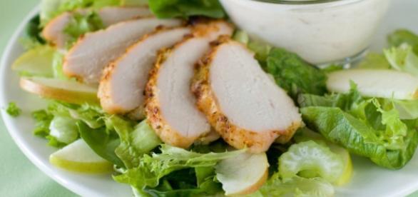 pollo con salsa tzatziki (da provare)