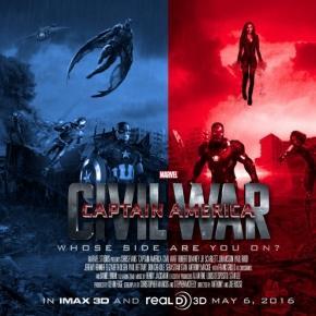 Deadpool la película. Poster-de-capitan-america-3-civil-war_405155