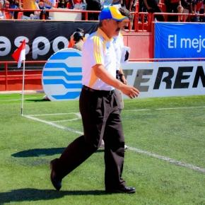 Ricardo Ferreti fue nombrado técnico interino.
