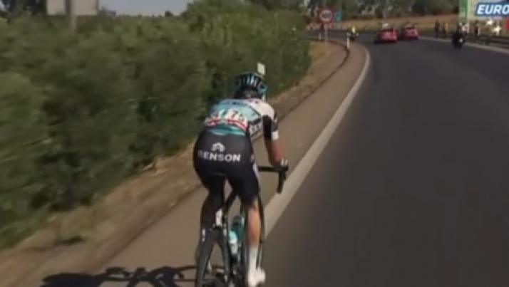 Caleb Ewan, alla Vuelta Espana nasce una stella