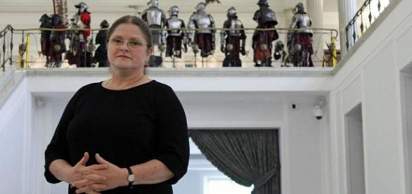 Krystyna Pawłowicz zwolniła Kuźniara?
