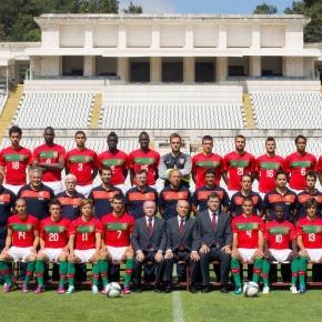 Seleção Sub-20 Portugal 2011 Mundial Colômbia