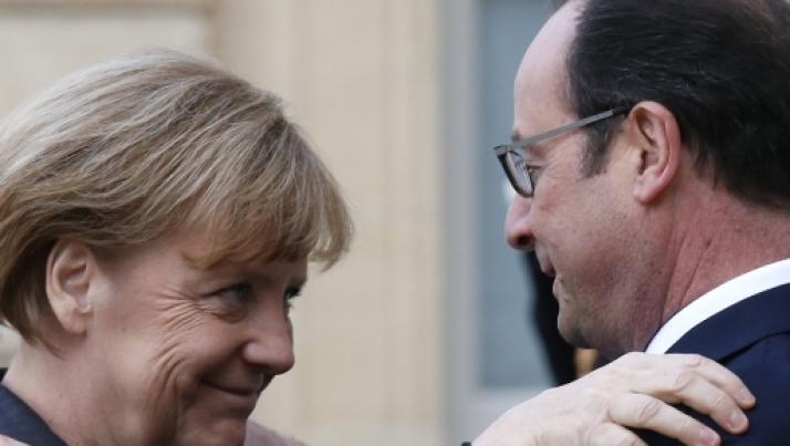 L'invasione dei migranti e la battaglia della cancelliera Angela Merkel