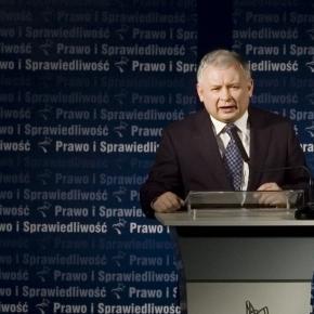 Jarosław Kaczyński snuje swoje wizje