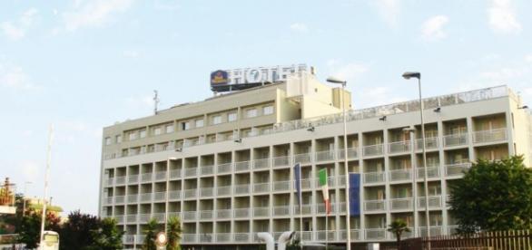 Români furaţi într-un hotel din Roma
