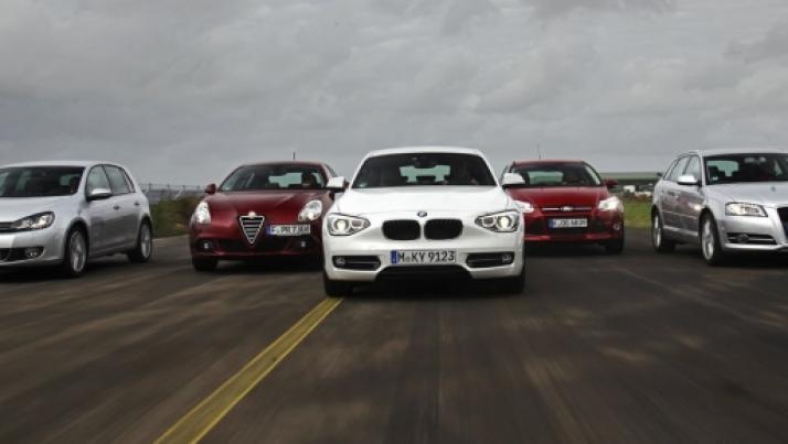 Fiat, Alfa Romeo, Audi e Bmw, le ultime novità