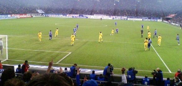 Mecz Borussi Dortmund w roku 2009