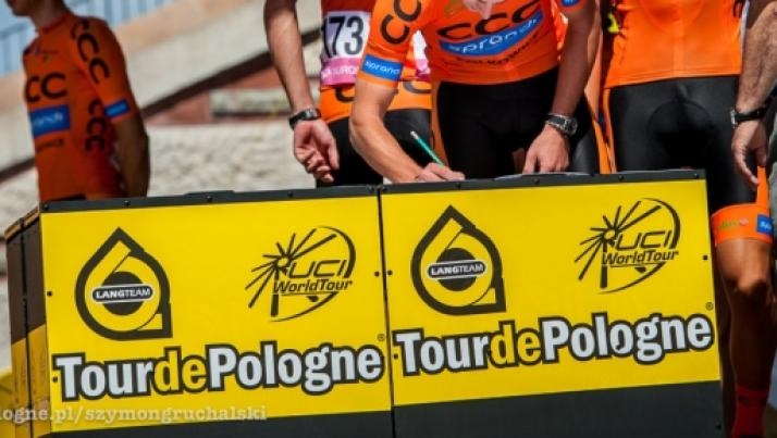 Tour de Pologne - Giro di Polonia in diretta
