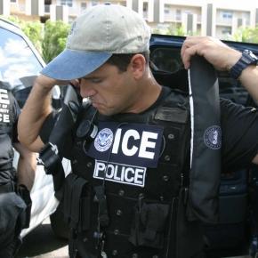 Forţele speciale în acţiune împotriva imigranţilor