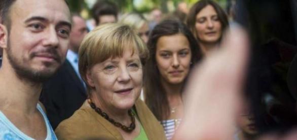 Cancelarul german Angela Merkel (foto:Reuters)