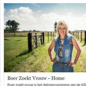 """Holenderska wersja """"Rolnik szuka żony"""". Zrzut z FB"""