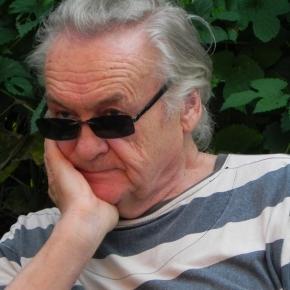 J. Skolimowski w Kazimierzu Dolnym. Fot. K. Krzak